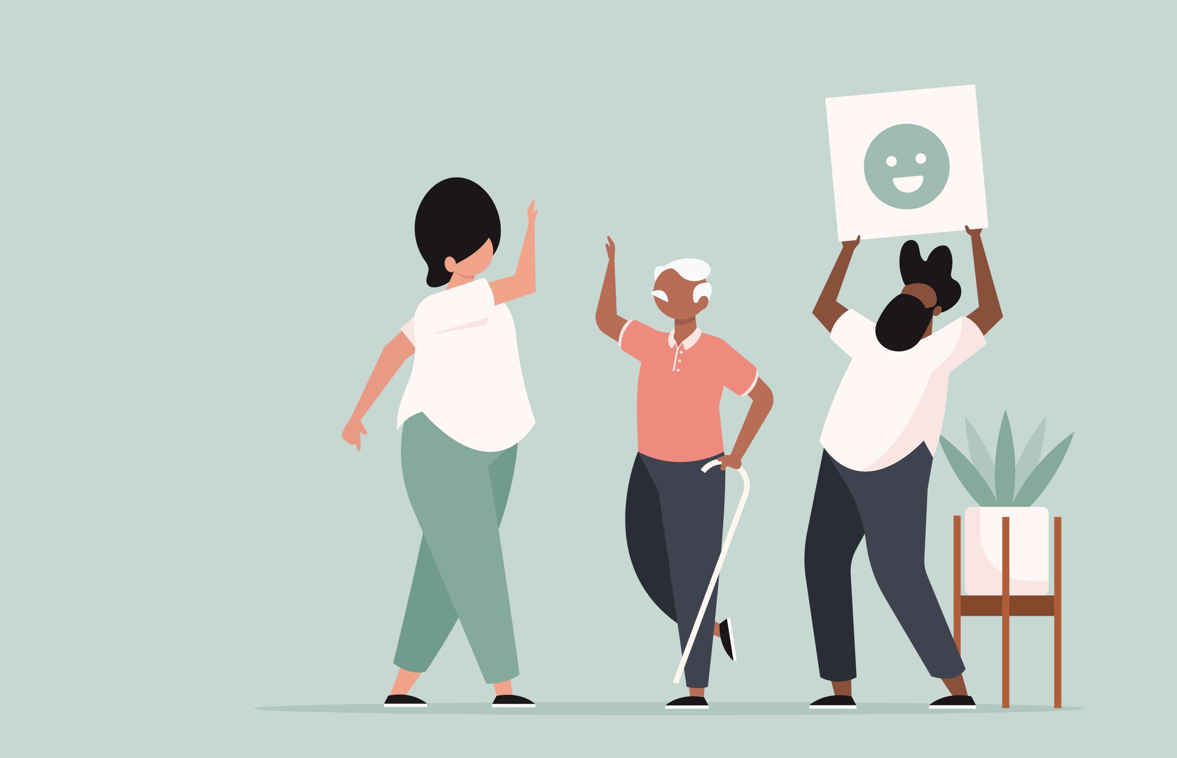 The 5 Customer Satisfaction