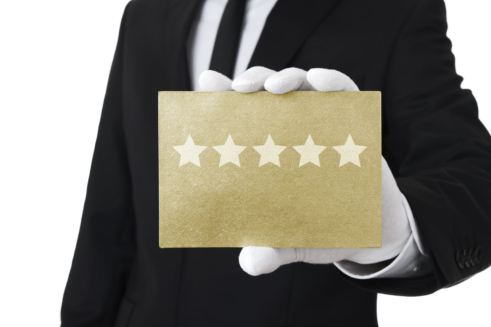 How Star Ratings